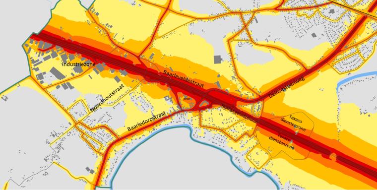 Geluidsoverlast in Baarle