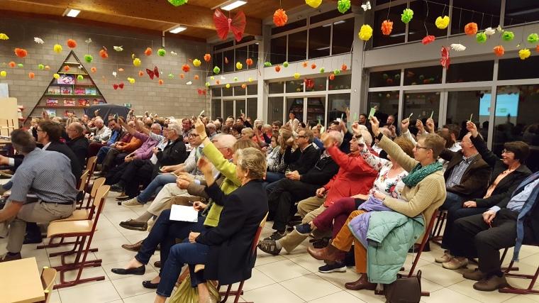 Foto info- & debatavond Leefbaar Baarle