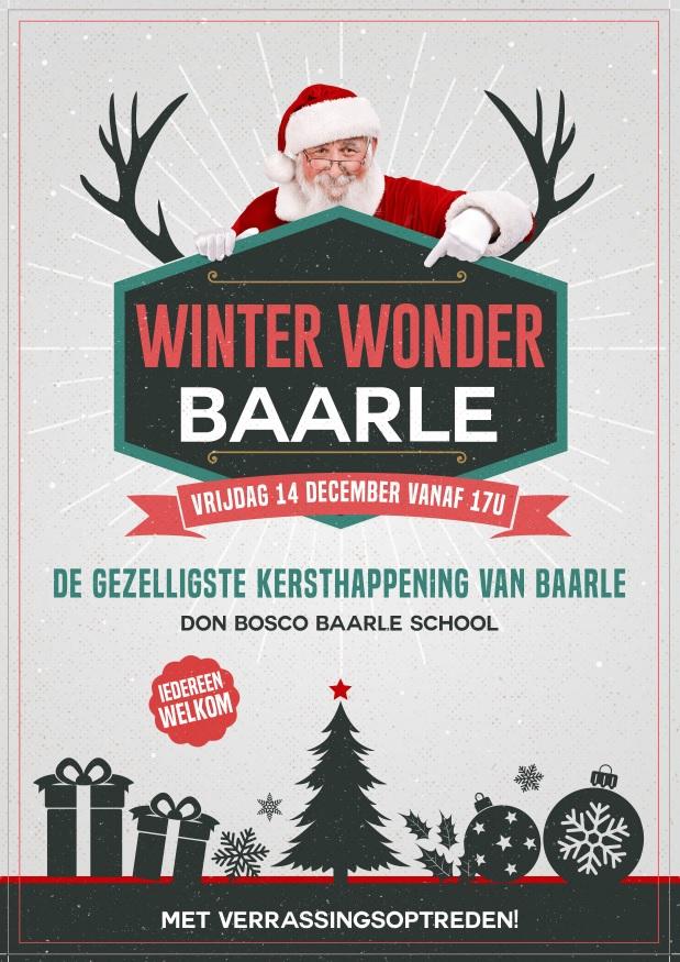 Winter Wonder Baarle 1